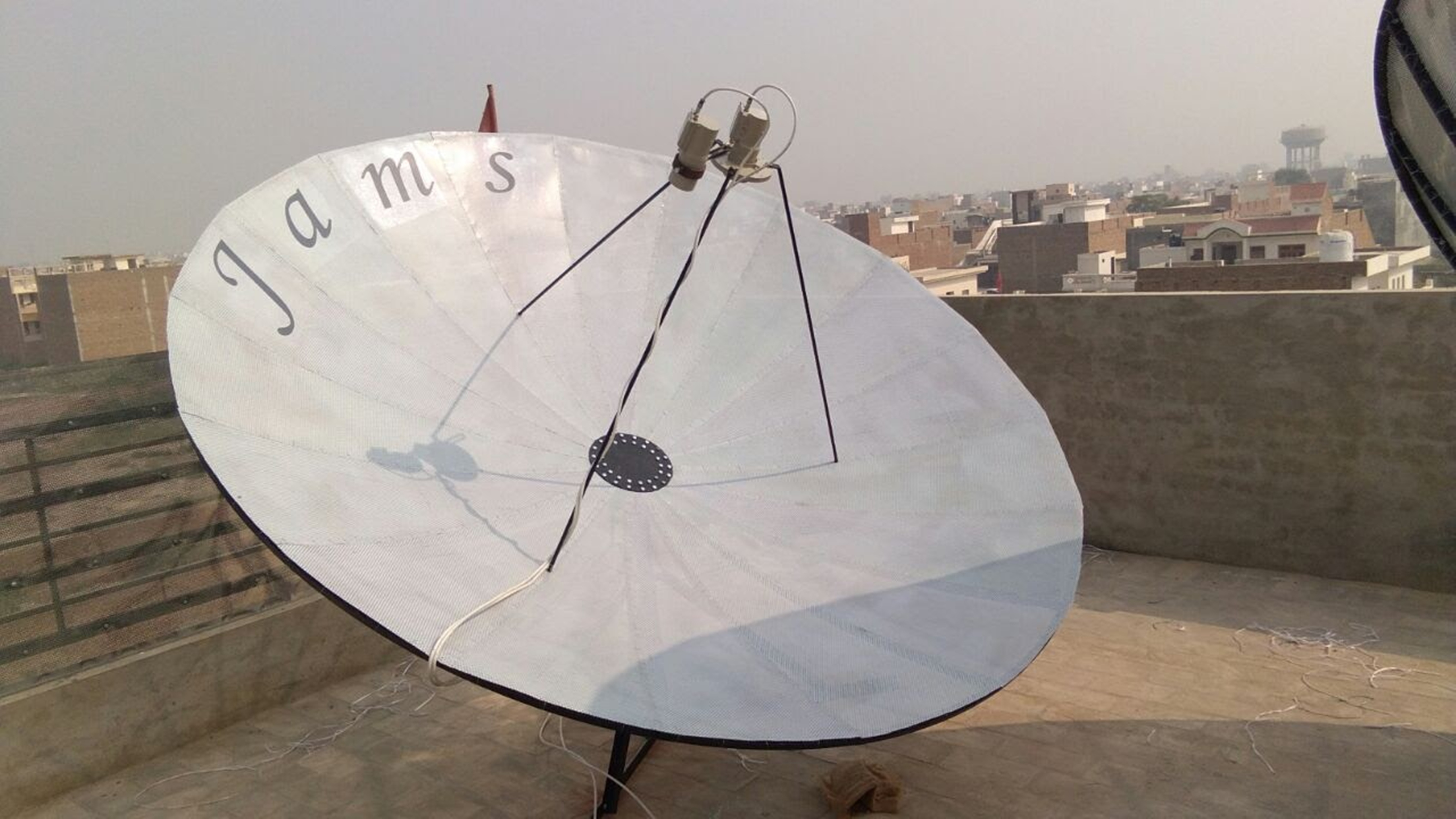 C-Band - Jams India – Manufacturers and Trader of Dish